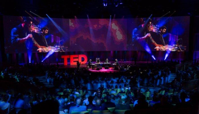 TED 2016: Cómo los grandes oradores consiguen una gran ovación con ...