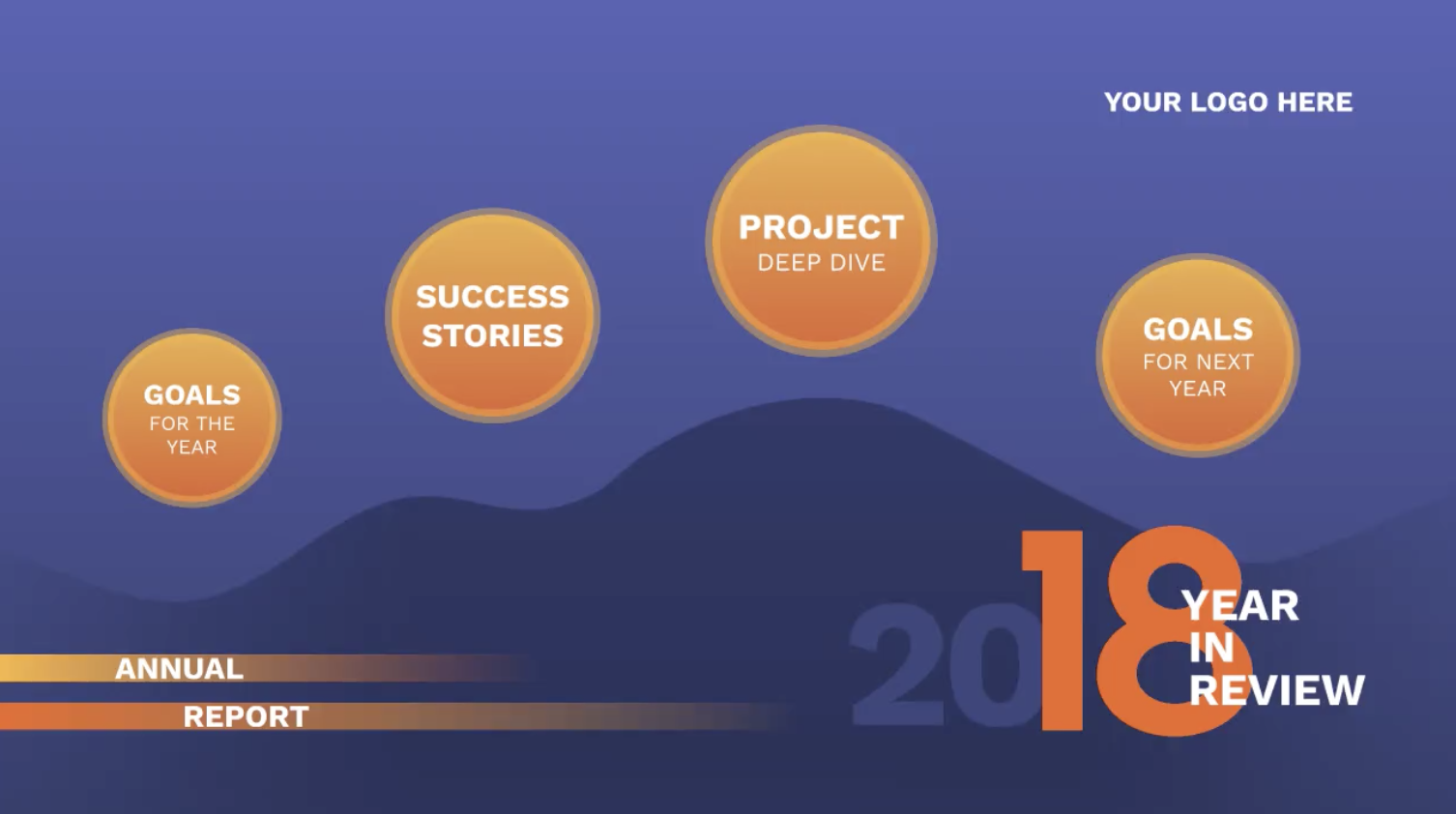 5 prezi next templates for your next business review prezi blog like all of our annual review templates this one can be easily customized with your own topics images and data maxwellsz