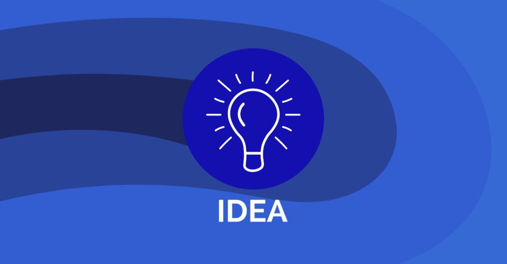 Mind map central idea