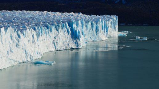 melting ice cap
