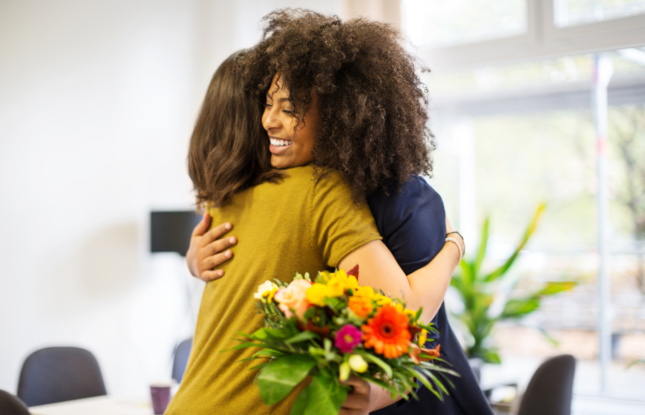 Show gratitude in the workplace to improve your well-being and relationships.