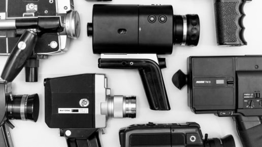 handheld video cameras